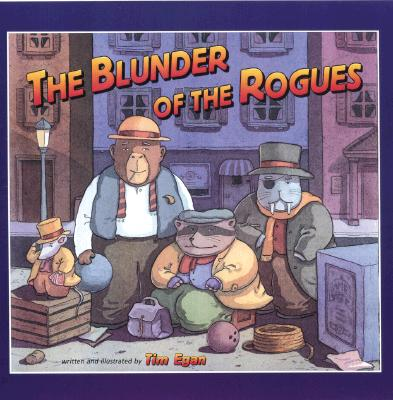 Image for BLUNDER OF THE ROGUES