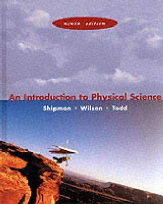 Image for Introduction To Physical Science, Ninth Edition