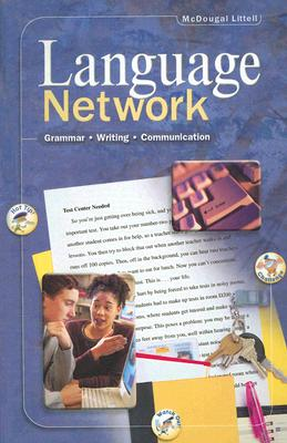 Image for Language Network: Grammar, Writing, Communication, Grade 10