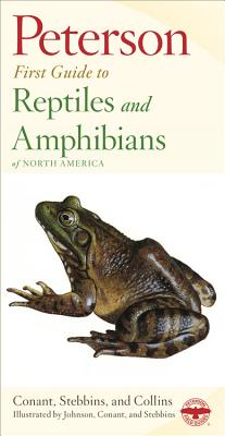 Image for Peterson First Guide to Reptiles and Amphibians