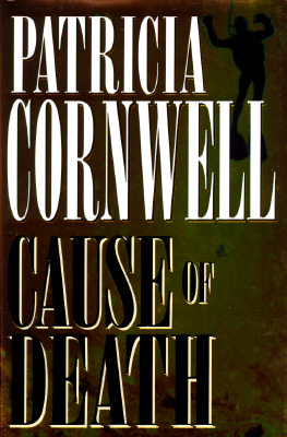 Image for Cause of Death (Patricia Cornwell)