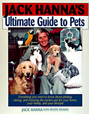Image for JACK HANNA'S ULTIMATE PET GUIDE