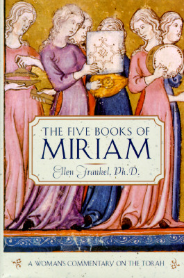 Image for The Five Books Of Miriam