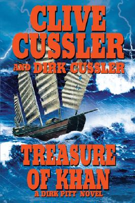 Image for Treasure of Khan (Dirk Pitt Adventure)