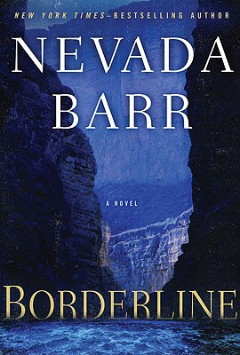 Image for Borderline (Anna Pigeon Mysteries)