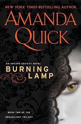 Image for Burning Lamp (An Arcane Society Novel)