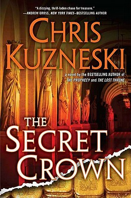 The Secret Crown, Chris Kuzneski