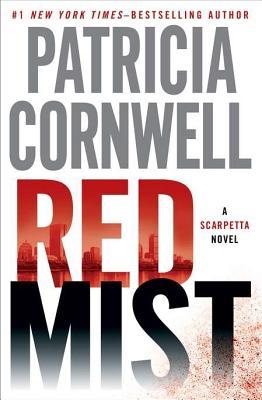Red Mist (Scarpetta), Patricia Cornwell