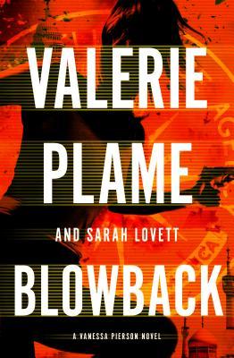 Image for Blowback (A Vanessa Pierson Novel)