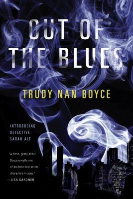 Image for Out of the Blues (A Detective Sarah Alt Novel)