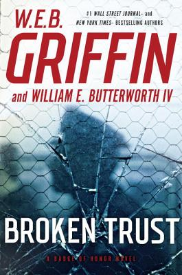 Image for Broken Trust (Badge Of Honor)