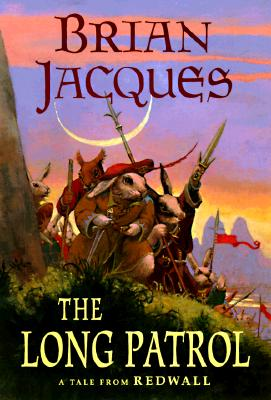 Long Patrol : A Tale from Redwall, BRIAN JACQUES, ALLAN CURLESS