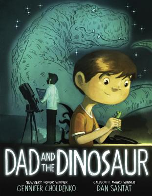 Image for DAD AND THE DINOSAUR