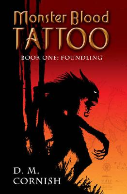 Image for MONSTER BLOOD TATTOO: FOUNDLING