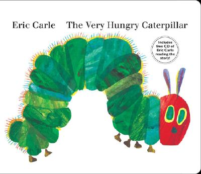 Image for The Very Hungry Caterpillar: board book & CD