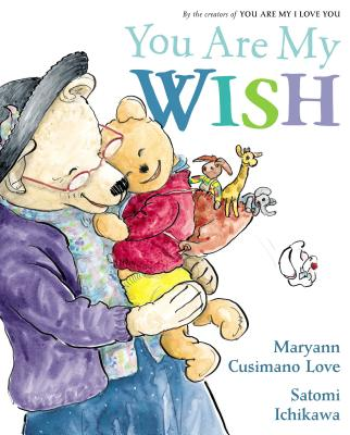 "You Are My Wish, ""Love, Maryann Cusimano"""