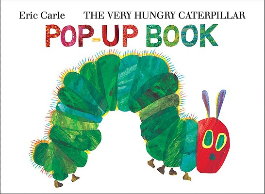 Image for Very Hungry Caterpillar Pop-Up Book, The