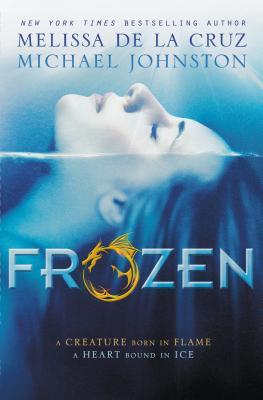 Frozen: Heart of Dread, Book One, Melissa de la Cruz, Michael Johnston