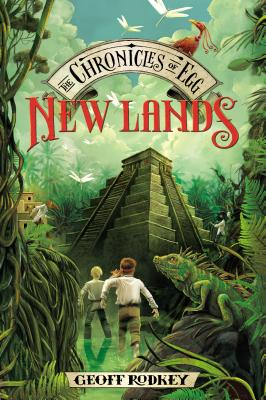 New Lands (The Chronicles of Egg), Geoff Rodkey