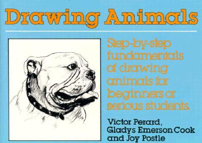 Image for Drawing Animals (Perigee)