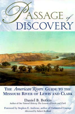 Image for Passage of Discovery : American Rivers Guidebook to the Missouri River of Lewis and Clark