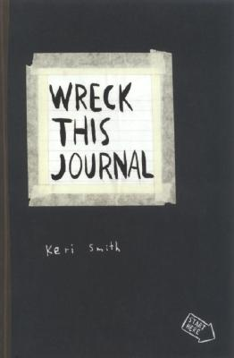 Wreck This Journal, Smith, Keri