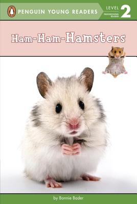 Image for Ham-Ham-Hamsters (Penguin Young Readers, Level 2)
