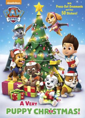 A Very Puppy Christmas! (PAW Patrol), Golden Books