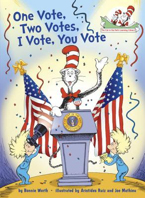 Image for ONE VOTE, TWO VOTES, I VOTE, YOU VOTE: ALL ABOUT VOTING