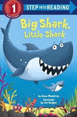 Image for Big Shark, Little Shark (Step into Reading)