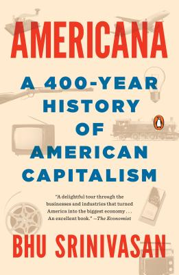 Image for Americana: A 400-Year History of American Capitalism