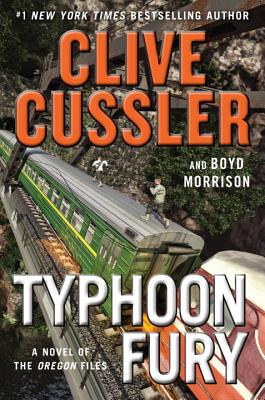 Image for Typhoon Fury (The Oregon Files)