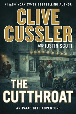 Image for The Cutthroat (An Isaac Bell Adventure)