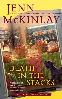 Image for Death in the Stacks (A Library Lover's Mystery)