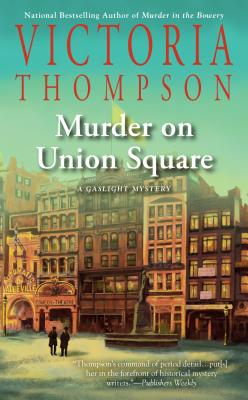 Image for Murder on Union Square (A Gaslight Mystery)