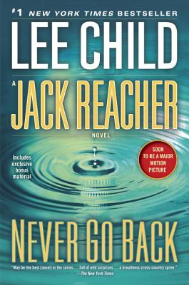 Image for Jack Reacher: Never Go Back: A Jack Reacher Novel