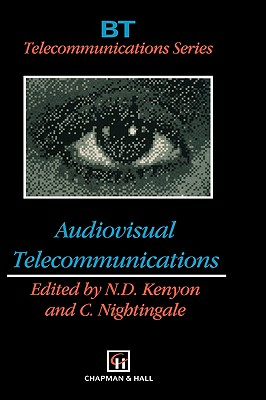 Image for Audiovisual Telecommunications (BT Telecommunications Series)