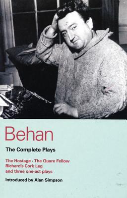 "Behan Complete Plays (Methuen World Classics), ""Behan, Brendan"""
