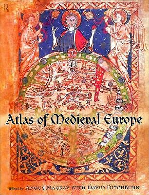 Image for Atlas of Medieval Europe