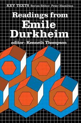 Image for Readings From Emile Durkheim