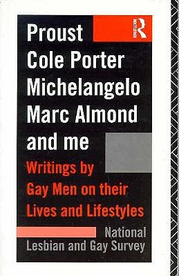 Image for PROUST COLE PORTER MICHELANGELO MARC ALMOND AND ME