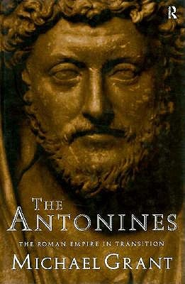 Image for ANTONINES ROMAN EMPIRE IN TRANSITION