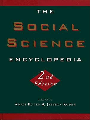 Image for The Social Science Encyclopedia