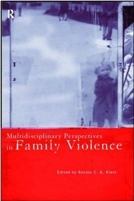 Image for Multidisciplinary Perspectives on Family Violence
