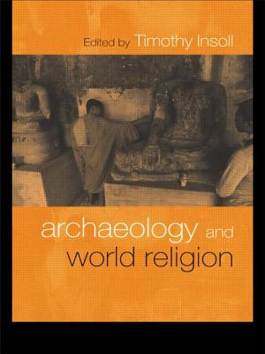 Image for Archaeology and World Religion