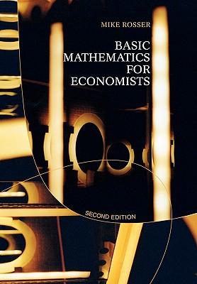 Image for Basic Mathematics for Economists