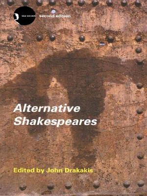 Image for Alternative Shakespeares (New Accents)