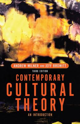 Image for Contemporary Cultural Theory: An Introduction