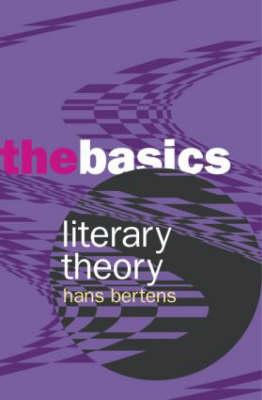 Image for Literary Theory: The Basics