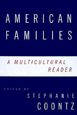 Image for American Families: A Multicultural Reader